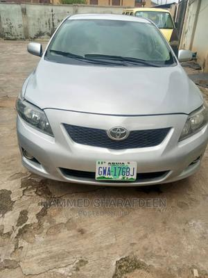 Toyota Corolla 2008 Silver | Cars for sale in Oyo State, Ogbomosho North