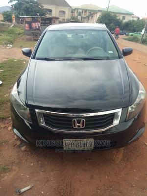 Honda Accord 2008 2.0 Comfort Black   Cars for sale in Abuja (FCT) State, Karu