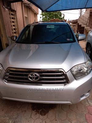 Toyota Highlander 2012 Silver | Cars for sale in Ogun State, Ado-Odo/Ota