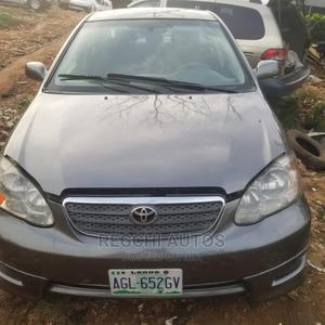 Toyota Corolla 2007 S Gray | Cars for sale in Lagos State, Ikeja