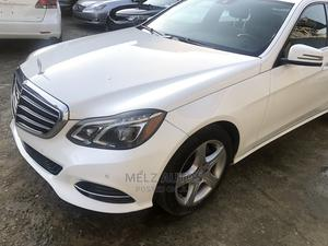 Mercedes-Benz E350 2014 White | Cars for sale in Lagos State, Yaba