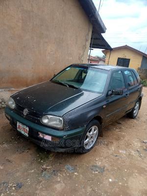 Volkswagen Golf 1999 Variant Green | Cars for sale in Abuja (FCT) State, Karu