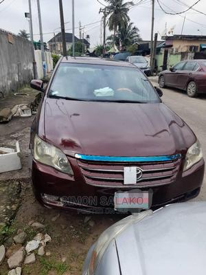 Toyota Avalon 2007 Touring Beige | Cars for sale in Lagos State, Surulere