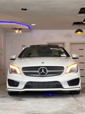 Mercedes-Benz CLA-Class 2014 White | Cars for sale in Lagos State, Amuwo-Odofin