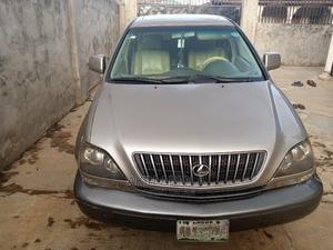 Lexus RX 1999 300 Gold | Cars for sale in Oyo State, Ibadan