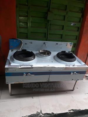 Chinese Cooker 2 Burner | Restaurant & Catering Equipment for sale in Lagos State, Ojo