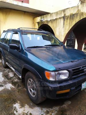 Nissan Pathfinder 1999 Green | Cars for sale in Lagos State, Ogba