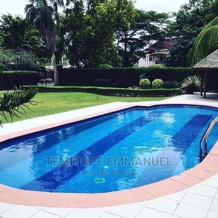 Furnished 4bdrm Mansion in Victoria Garden City, Lekki for Sale