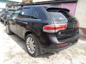 Lincoln MKX 2015 4dr SUV (3.7L 6cyl 6A) Black | Cars for sale in Lagos State, Ogudu