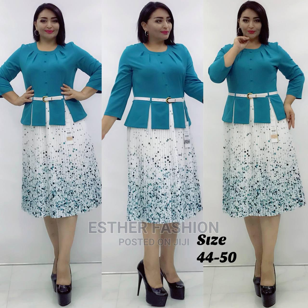 Female Quality Turkey Gown | Clothing for sale in Ikeja, Lagos State, Nigeria