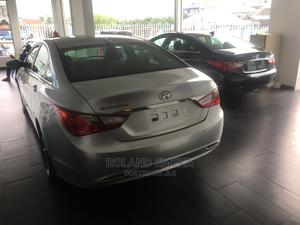 Hyundai Sonata 2013 Silver | Cars for sale in Rivers State, Port-Harcourt