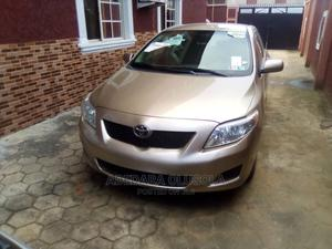 Toyota Corolla 2010 Gold   Cars for sale in Lagos State, Lekki