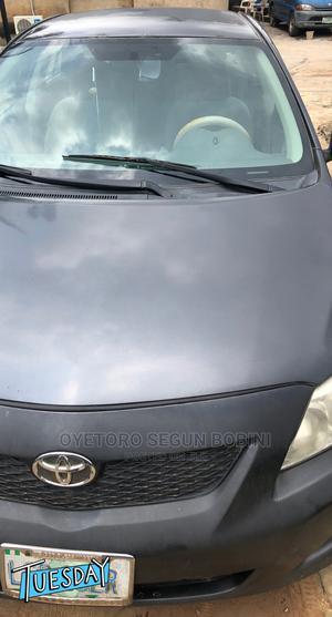 Toyota Corolla 2009 Gray | Cars for sale in Ogun State, Ado-Odo/Ota