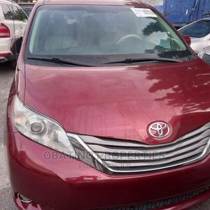 Toyota Sienna 2011 XLE 7 Passenger Red | Cars for sale in Lagos State, Amuwo-Odofin