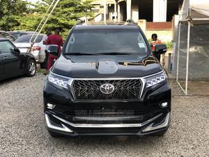 New Toyota Land Cruiser Prado 2021 4.0 Black | Cars for sale in Abuja (FCT) State, Jahi