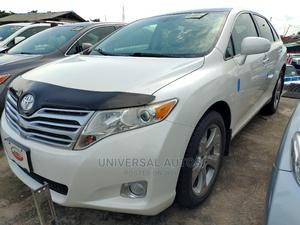 Toyota Venza 2012 V6 AWD White | Cars for sale in Lagos State, Apapa