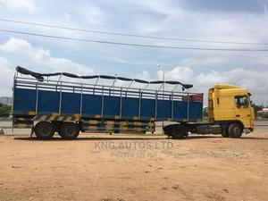 Daf XF Trailer With Body (Engine Issue) | Trucks & Trailers for sale in Abuja (FCT) State, Kubwa