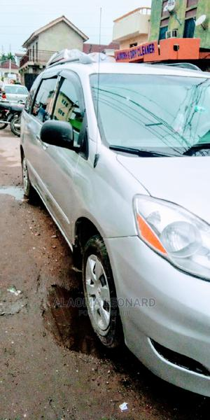 Toyota Sienna 2006 LE AWD Silver   Cars for sale in Lagos State, Surulere
