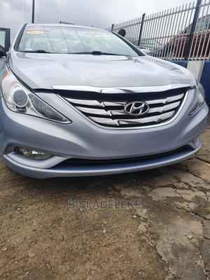 Hyundai Sonata 2013 Blue | Cars for sale in Lagos State, Magodo