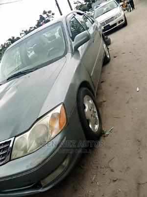 Toyota Avalon 2004 XL Green | Cars for sale in Lagos State, Amuwo-Odofin