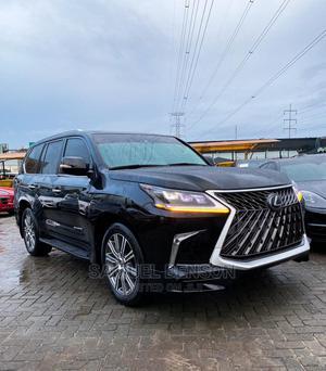 Lexus LX 2016 570 AWD Black | Cars for sale in Lagos State, Lekki