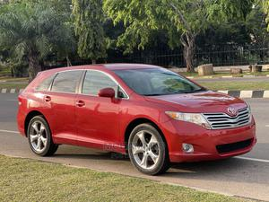 Toyota Venza 2011 Red | Cars for sale in Abuja (FCT) State, Wuse