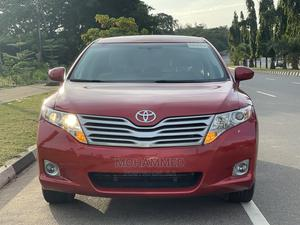 Toyota Venza 2011 Red   Cars for sale in Abuja (FCT) State, Wuse