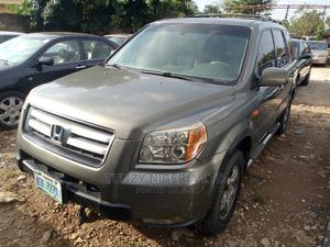 Honda Pilot 2007 Gray | Cars for sale in Abuja (FCT) State, Jabi