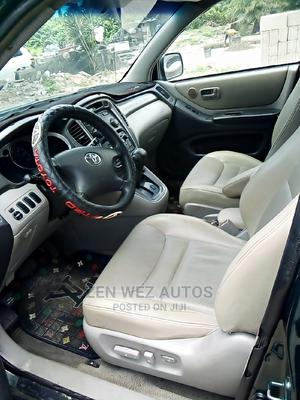 Toyota Highlander 2004 Green | Cars for sale in Lagos State, Amuwo-Odofin