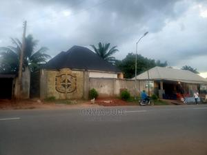 One Plot of Land With 4rooms Bungalow   Land & Plots For Sale for sale in Anambra State, Idemili