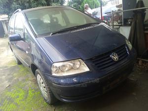 Volkswagen Sharan 2002 Blue   Cars for sale in Lagos State, Ifako-Ijaiye
