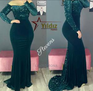 Quality Female Sequence Long Gown | Clothing for sale in Lagos State, Maryland