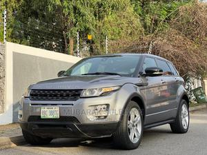Land Rover Range Rover Evoque 2012 Silver | Cars for sale in Abuja (FCT) State, Jahi