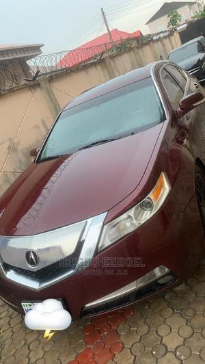 Acura TL 2010 SH-AWD Red   Cars for sale in Lagos State, Ajah