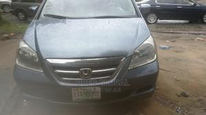 Honda Odyssey 2007 2.4 Absolute 4WD Blue | Cars for sale in Lagos State, Amuwo-Odofin