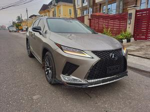 Lexus RX 2020 Gold   Cars for sale in Lagos State, Lekki