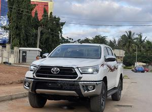 New Toyota Hilux 2021 White | Cars for sale in Abuja (FCT) State, Asokoro