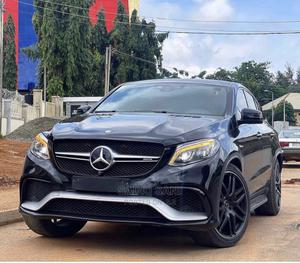 Mercedes-Benz GLE-Class 2017 Black   Cars for sale in Abuja (FCT) State, Asokoro