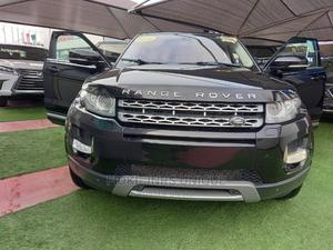 Land Rover Range Rover Evoque 2013 Pure AWD 5-Door Black | Cars for sale in Lagos State, Lekki