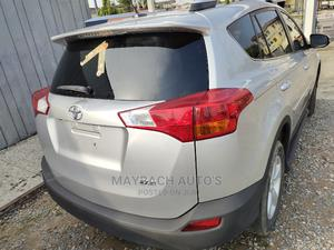 Toyota RAV4 2014 LE 4dr SUV (2.5L 4cyl 6A) Silver | Cars for sale in Lagos State, Surulere