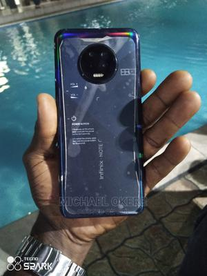 Infinix Hot 10 128 GB Black   Mobile Phones for sale in Rivers State, Port-Harcourt