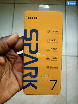 Tecno Spark 7 64 GB Green | Mobile Phones for sale in Rivers State, Port-Harcourt