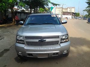 Chevrolet Suburban 2009 LS 2500 4WD Gray   Cars for sale in Lagos State, Abule Egba
