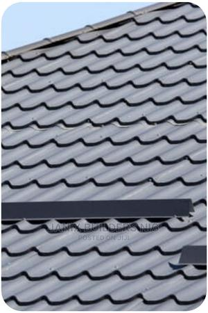Stone Coated Roofing Sheet With Installation   Building Materials for sale in Lagos State, Alimosho