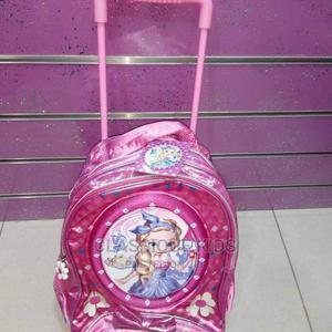Girl's Trolley School Bag | Babies & Kids Accessories for sale in Lagos State, Ikeja