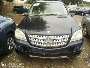 Mercedes-Benz M Class 2010 ML 350 4Matic Black | Cars for sale in Kaduna State, Zaria