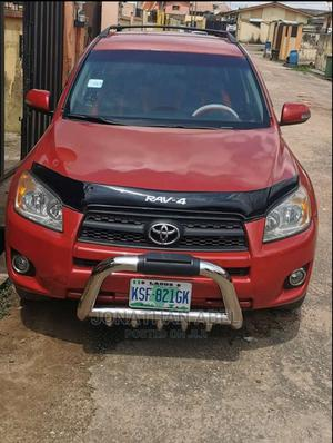 Toyota RAV4 2009 Sport Red   Cars for sale in Lagos State, Abule Egba