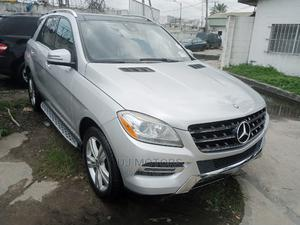 Mercedes-Benz M Class 2014 Silver | Cars for sale in Lagos State, Apapa
