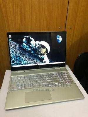 Laptop HP Envy X360 15t 8GB Intel Core I5 SSD 256GB | Laptops & Computers for sale in Lagos State, Ikeja