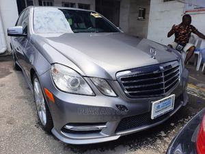 Mercedes-Benz E350 2013 Gray | Cars for sale in Lagos State, Amuwo-Odofin
